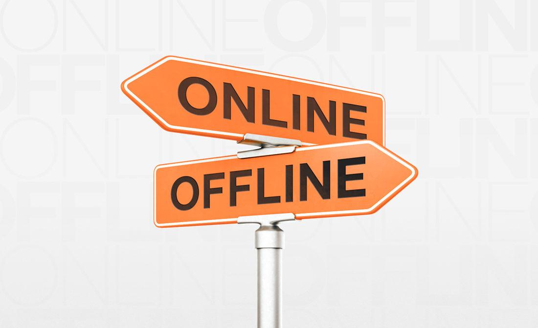 Mídia Offline x Online
